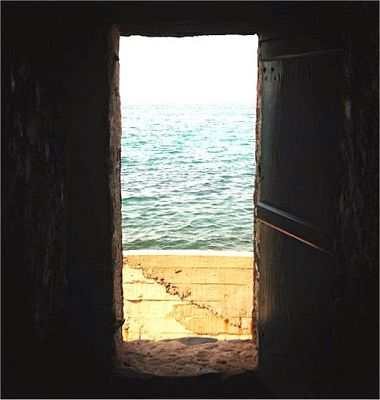 Porta del non ritorno – Goree – Senegal